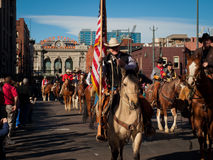 Cowboys Royalty Free Stock Image