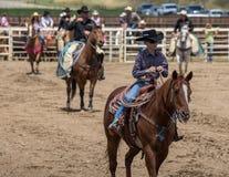 Cowboys Royalty Free Stock Photography