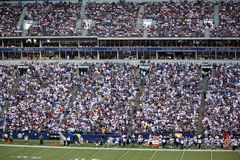 Cowboys Ring of Honor Royalty Free Stock Photo