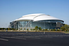 Cowboys Stadium. Newly constructed Cowboys Stadium in Dallas / Arlington, Texas - home of the 2011 Superbowl XLV (45th