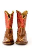 Cowboystiefel Stockfoto