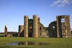 cowdray英国midhurst破坏苏克塞斯西部 免版税库存图片