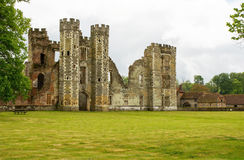 Cowdray Castle, Midhurst, England Royalty Free Stock Photo