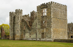 Cowdray Castle, Midhurst, England Stock Image