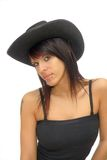 Cowgirl Stock Image