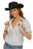 cowgirl Zdjęcie Stock