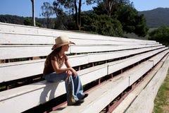 Cowgirl 2 immagini stock