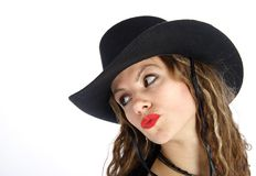 Cowgirl 2 Stock Photography
