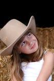 cowgirl Fotografering för Bildbyråer