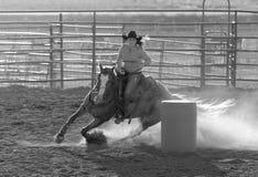 Cowgirl Zdjęcia Royalty Free
