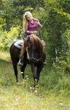 Cowgirl Stockfotos