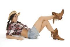 Cowgirl Stock Photos