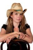 Cowgirl Immagini Stock