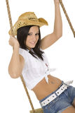Cowgirl Stock Images