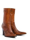 Cowgirl boots Stock Image