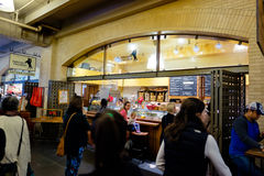 Cowgirl Creamery in the Ferry Building Stock Photography