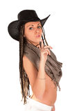 Cowgirl de Rusia Imagen de archivo