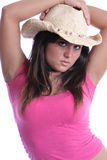 Cowgirl four Stock Photography