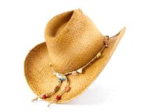 Cowgirl hat Royalty Free Stock Photo