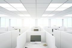 Coworkingsbureau Royalty-vrije Stock Afbeeldingen