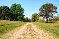 Cowpens National Battlefield Park Royalty Free Stock Images