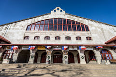 The Cowtown Coliseum in Fort Worth Stock Images