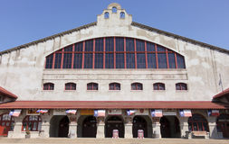 A Cowtown Coliseum Shot, Fort Worth, Texas Stock Photography