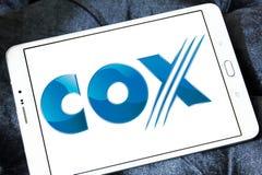 Cox komunikacj logo Obraz Royalty Free