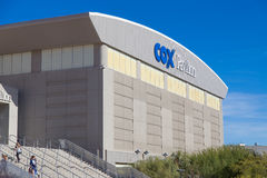 The Cox Pavilion at the University of Nevada, Las Vegas Royalty Free Stock Photography