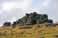 Cox Tor, Dartmoor Royalty Free Stock Photos