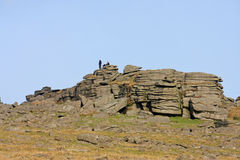 Cox Tor, Dartmoor Stock Photo