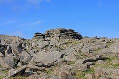 Cox Tor, Dartmoor Royalty Free Stock Images