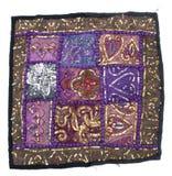 Coxim indiano do Batik fotos de stock royalty free