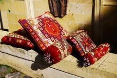Coxim oriental tradicional Fotografia de Stock Royalty Free