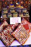 Coxim oriental tradicional Imagem de Stock Royalty Free