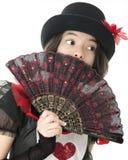 Coy Valentine Teen photos stock