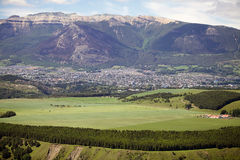 Coyhaique, Χιλή στοκ εικόνες