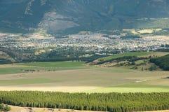 Coyhaique, Chile - obraz royalty free