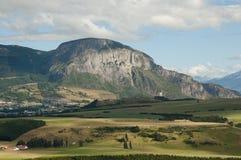 Coyhaique - Chile fotografia de stock