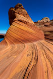 Coyote Buttes in the Vermilion Cliffs Arizona Royalty Free Stock Image