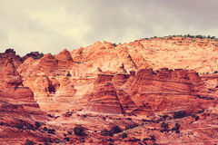 Coyote Buttes Stock Images