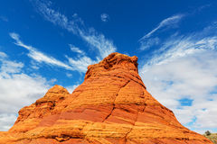 Coyote Buttes Royalty Free Stock Photos