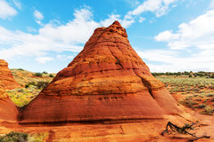 Coyote Buttes Stock Photo