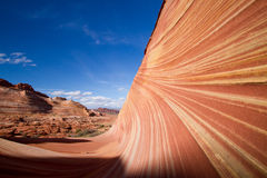 Coyote Buttes - The Wave Royalty Free Stock Photos