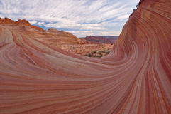 coyote de buttes Images libres de droits