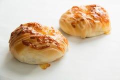 Coza o queijo do pão foto de stock royalty free
