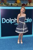 """Cozi Zuehldorff an der """"Delphin-Geschichten-"""" Weltpremiere, Dorf-Theater, Westwood, CA 09-17-11 Lizenzfreie Stockbilder"""