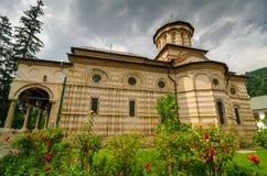 Cozia Kloster Stockfotografie