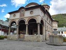 Cozia monaster w Caciulata Rumunia Zdjęcie Royalty Free