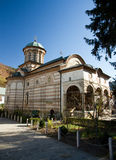 Cozia monastery Royalty Free Stock Image